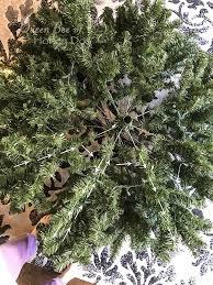 pre lit christmas tree lights repair