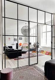 micro trend black metal framed windows in copenhagen 2