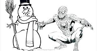 Spider Man Coloring Book Coloring Pages