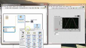 Labview Chart Multiple Plots Two Signals In Waveform Graph Labview