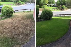 lawn care services west yorkshire