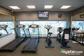 fitness center at the taipei garden hotel