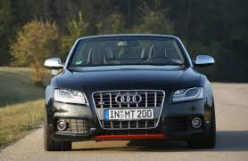 ALL CARS: Audi A5 And S5 Cabriolet