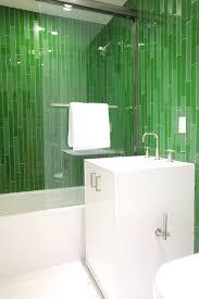 Grün Badezimmer Bett Design