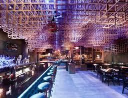 Innuendo Restaurant Ceiling Installation by bluarch