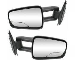 silverado manual extending tow mirrors