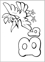 Thks so much, i am teacher in acapulco, méxico and it´s hard find thinks for the kids in english, i. English Letters Coloring Pages For Studying The English Alphabet