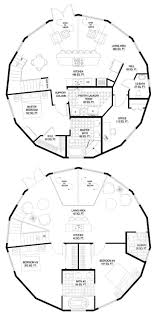 best 20 cob house plans ideas on pinterest round house plans A Frame Home Plans Canada main and upper level floor plans of a deltec home, monterey model 1165 sq ft per level; 15 sides and diameter a frame house plans canada