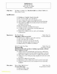 Resume Template For First Time Job Luxury Resume Examples First Time