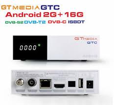 <b>GTMedia Gtc</b> спутниковый ресивер <b>DVB</b>-S2/<b>C</b>/<b>T2</b> ISDBT Amlogic ...