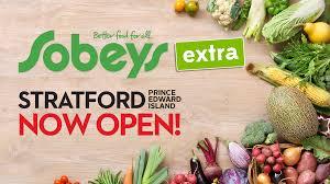 sobeys extra stratford now open