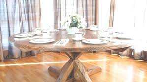 farmhouse circle kitchen table round dining modern builds