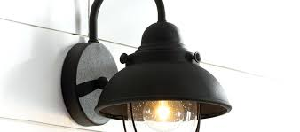 seemly matching outdoor wall and post lights modern outdoor lighting