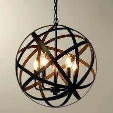 world market chandelier awesome metal orb industrial style pendant light beaded valencia chandel world market chandelier