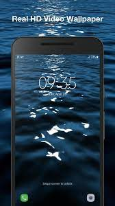 Relaxing Water Live Wallpaper for ...