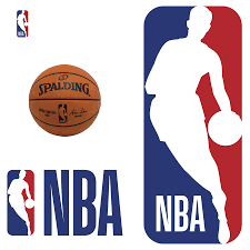 NBA: Logo - Giant Officially Licensed NBA Removable Wall Decal