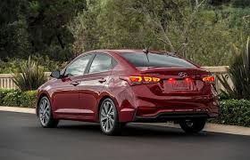 2018 hyundai updates. interesting hyundai the 2018 hyundai accent features a more aggressive grille surrounded by new  headlights and led accent lights on the sides are lines that give  throughout hyundai updates