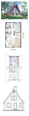... 2 Bedroom Cabin Floor Plans 230 Best Cabin Plans Images On Pinterest ...