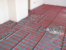 Screeding Bathroom Floor Underfloor Heating Wet Vs Electric Underfloor Heating