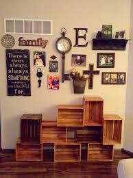 view larger awesome wall decorations 4 diy living room wall