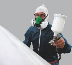 maintenance cartridge respirator recommended for paint spray