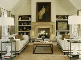 Beautiful Two Sofa Living Room Design Images House Designs
