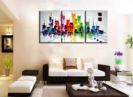 3 Piece Canvas Wall Art 3 Piece Gallery Wrapped Canvas Wall Art