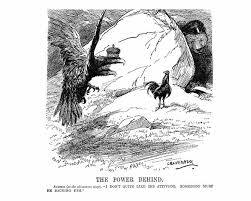the rhyme of history lessons of the great war institution punch cartoon syrian putin supporters
