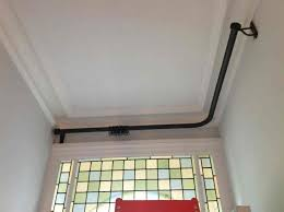 door curtain rail the ds in a room discover the method by which the room feels and appears