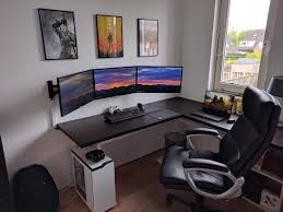 Video game room furniture Multiple Tv Game Video Game Room Ideas Game Room Setup Gaming Setup For Bedroom Pc Game Setup Gaming Console Room Setup Entertainment Room Mens Cave Boys Cave Pinterest Video Game Room Ideas Gaming Room Ideas And Setup Pinterest