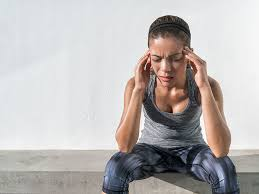 what s the connection between weight loss and headaches