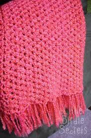 Free Easy Crochet Afghan Patterns