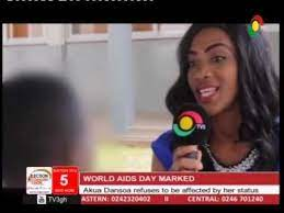 Special Feature Akua Dansoa refuses to be affected by her HIV status  -1/12/2016 - YouTube