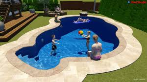 Play Swimming Pool Designs 16 X 32 Inground Pool Design By Rideau Pools Ottawa Youtube