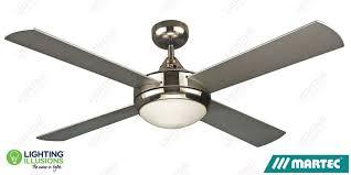 white martec primo 48 ceiling fan with e27 light