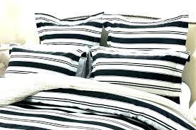 navy stripe duvet cover striped duvet cover king bedding sets covers white ticking stripe blue and