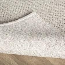 extraordinary chunky braided wool rug chunky hand woven wool off white area rug large chunky braided