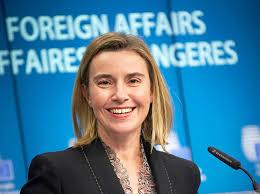 Bildresultat för Federica Mogherini