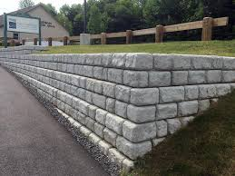 Small Picture Block Retaining Wall Design Manual Concrete block wall retaining