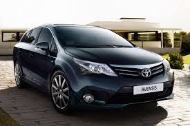 2012 Toyota Avensis While Overall Dimensions Remain The Same As ...