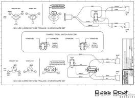 does anyone have a wiring diagram for an evinrude bfl4ts 12 24 24 volt trolling motor wiring with charger at 24 Volt Trolling Motor Wiring Schematic