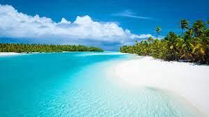 Tropical Beach HD Wallpaper ...