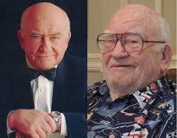 ed asner. Fine Asner A Formally Attired Ed Asner For A Publicity Photo Left And The  Morecasual Talk With WNIJ Intended S