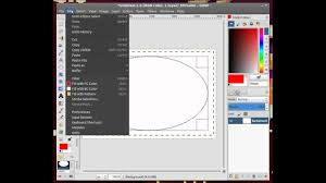 The next step to draw a straight line is to select your painting tool. Gimp 2 8 Dashed Border Youtube