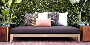 diy day bed day bed sofa ideas for season diy outdoor daybed frame