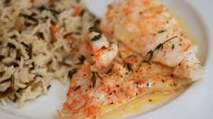 easy baked lemon herb cod recipe