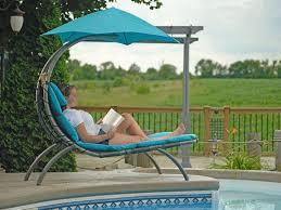 pool lounger patio furniture hammock