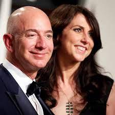 Amazon's Jeff Bezos pays out $38bn in divorce settlement | Jeff Bezos