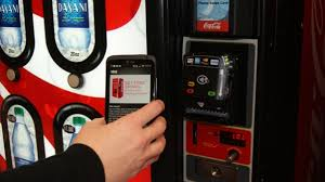 New Vending Machines Technology Beauteous Mobile Technology Makes Paying At The Vending Machine Possible The