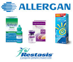 Image result for allergan